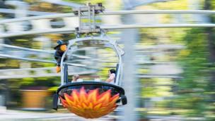 Seilbahnen Thale Erlebniswelt Spaßinsel Wie-Flyer