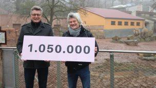 Zoo Osnabrück Besucherzahlen 2019