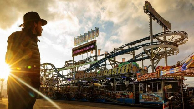 Drifting Coaster Ahrend (Kirmes)