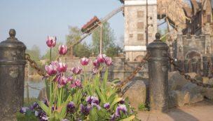 Efteling Frühling De Vliegender Hollander