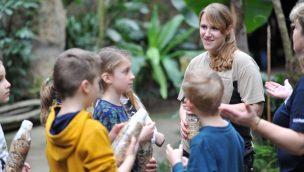 Zoo Rostock Tierschnupperkurse