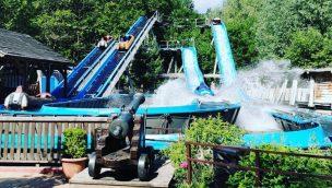 Erlebnispark Schloss Thurn Wildwasserbahn