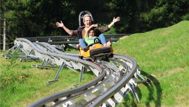 FamilienFreizeit EDELWIES Höllen-Coaster