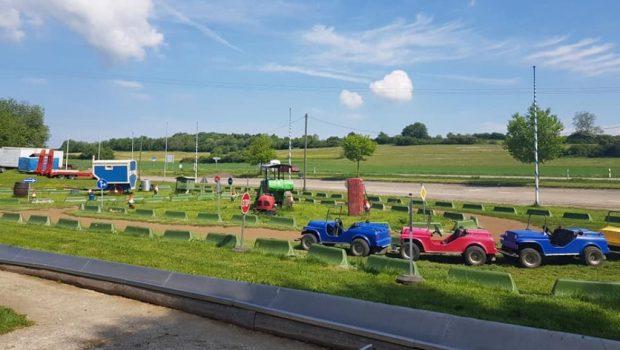 Familienpark Westerheim Kinderfahrschule