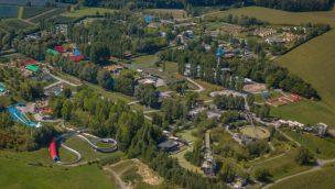 Ravensburger Spieleland von oben