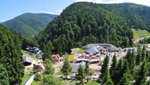 Steinwasen-Park von oben