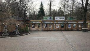 Wegen Coronavirus-Gefahr: Tierpark Hellabrunn muss bis auf Widerruf für Besucher schließen