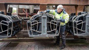 """TÜV-Prüfer Michael Krah über seine Arbeit mit Fahrgeschäften: """"Der eine Hersteller macht seinen Job sehr gut, der andere macht ihn weniger gut"""""""