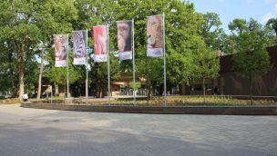Erlebnis-Zoo Hannover Eingang