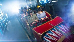 """VR Coaster-Geschäftsführer Thomas Wagner über die Möglichkeiten von Virtual Reality in Freizeitparks: """"Mit einer VR-Brille sind die Bahnen, die wirklich wehtun, ein Stück weit entschärft"""""""