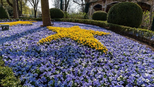 Europa-Park Frühlingserwachen 2020 Blumen