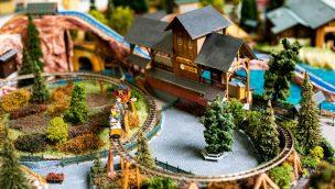 Europa-Park Miniaturmodell
