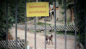 Freizeitpark Sommerrodelbahn Ibbenbüren Eingang