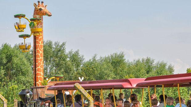 Jaderpark Giraffenturm