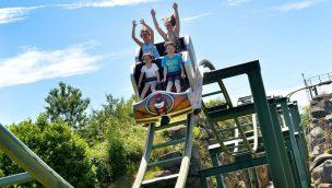 Wild- und Freizeitpark Klotten Die heiße Fahrt