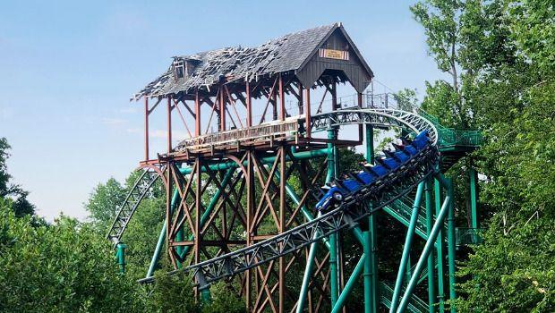 Busch Gardens Williamsburg Verbolten