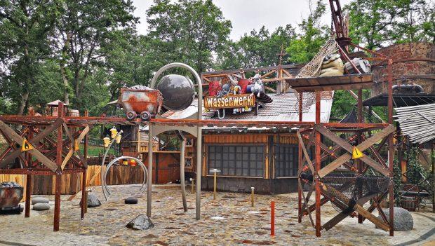 Familypark Neusiedlersee Wasserwerk Neuheit 2020