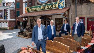 """Europa-Park enthüllt Eröffnungs-Termin von """"Piraten in Batavia"""" 2020 und gibt Vorgeschmack"""