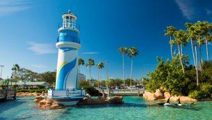 SeaWorld Orlando Leuchtturm