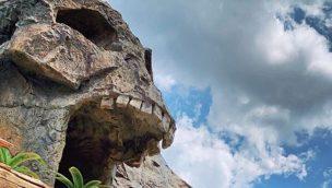 Skull Rock Kristof Brantusa Fahrgeschäft