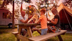 Toverland 2020 neu mit Pop-Up-Summer-Camp: Camping direkt am Freizeitpark