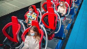 Wie fühlt sich ein Freizeitpark-Besuch unter Corona-Bedingungen an? Podcoaster-Folge mit Besucher-Erfahrungen