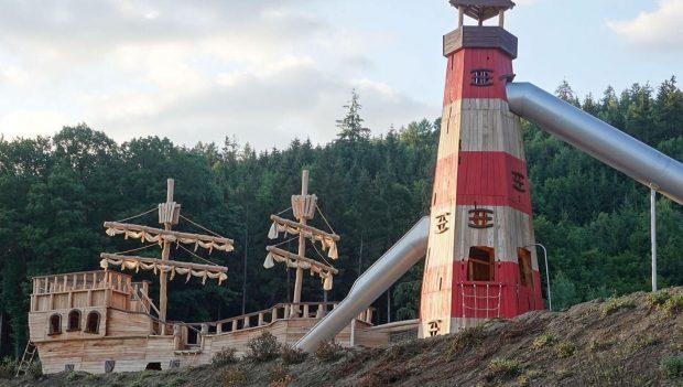 Edelwies Neuheiten 2020 Piratenschiff Leuchtturm