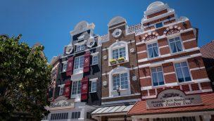 Europa-Park Holland Fassade