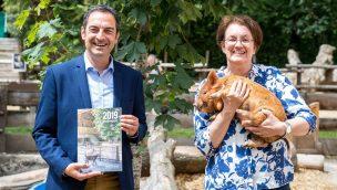 Tierpark Hellabrunn: Geschäftsbericht 2019 über Besucherzahlen und mehr vorgestellt