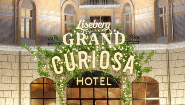 Liseberg Grand Curiosa Hotel Logo