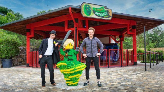 Llodys Spinjitzu Spinner LEGOLAND Deutschland