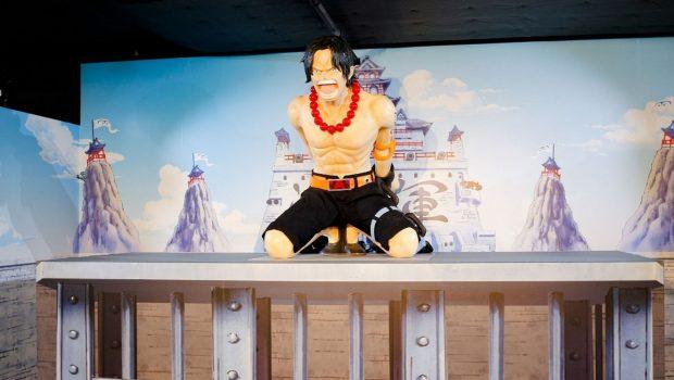 One Piece Freizeitpark Japan schließt