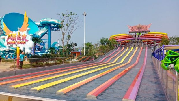 Phoenix Racing Adventure Bay Waterpark Xiangyang