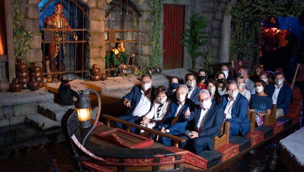Piraten in Batavia 2020 erste Fahrt