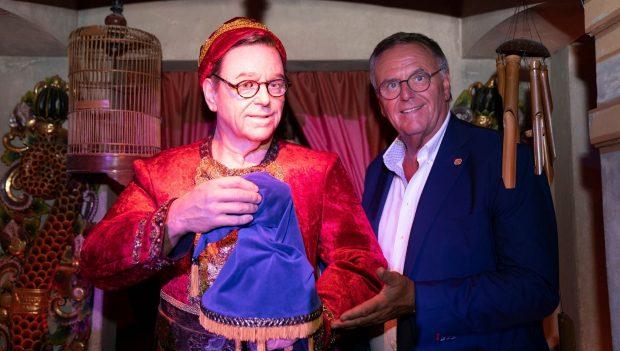 Piraten in Batavia 2020 Roland Mack Animatronic