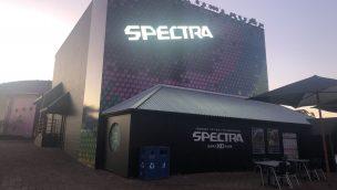 Spectra Triotech XD Dark RIde Rainbows End