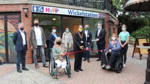 """""""Toilette für alle"""" neu im Heide Park: Sanitäranlage für Menschen mit schweren Behinderungen"""