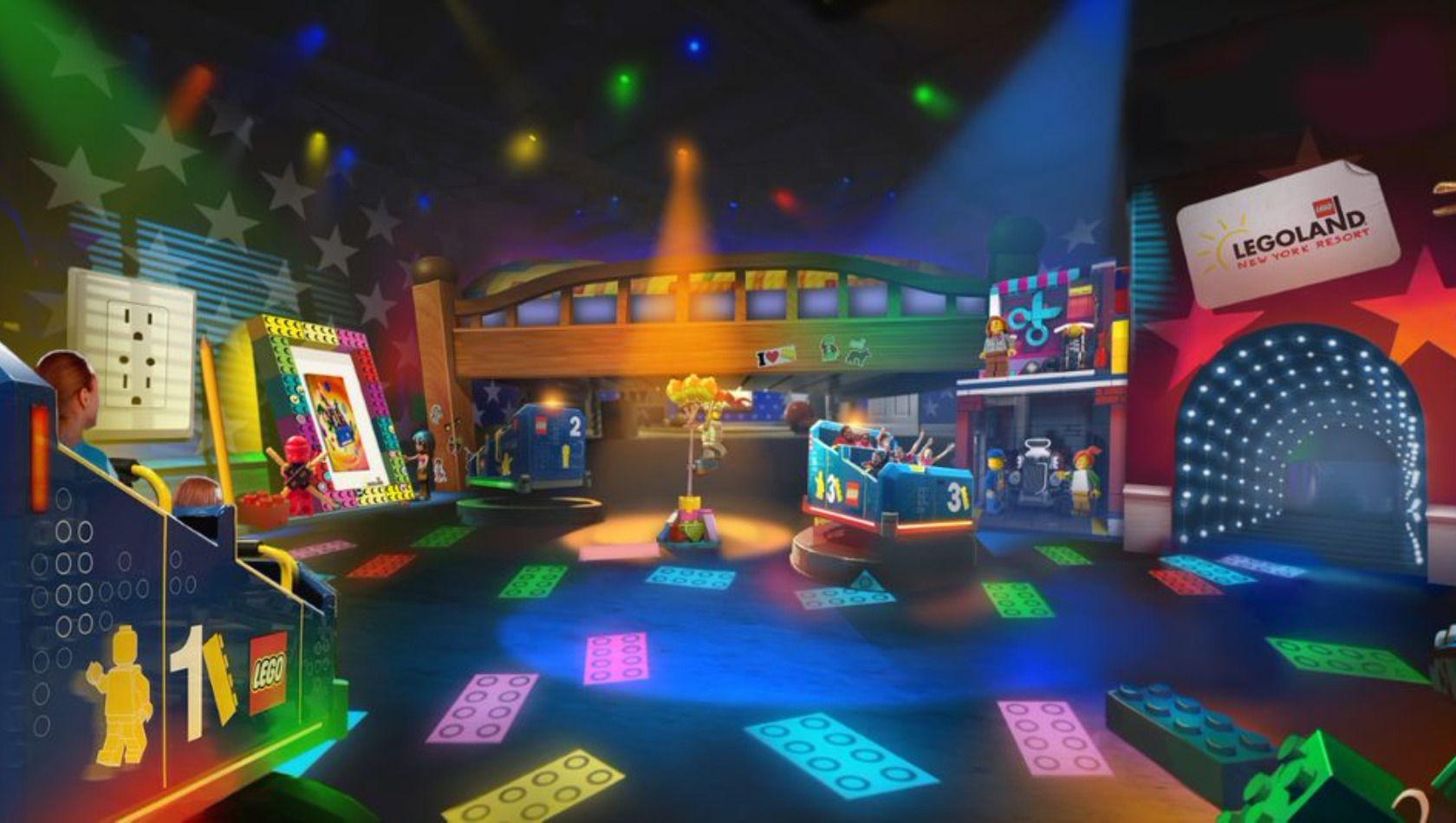 "LEGOLAND New York stellt ""LEGO Factory Adventure"" vor"