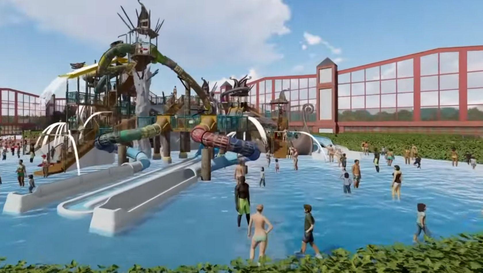 Eröffnung Europapark 2021